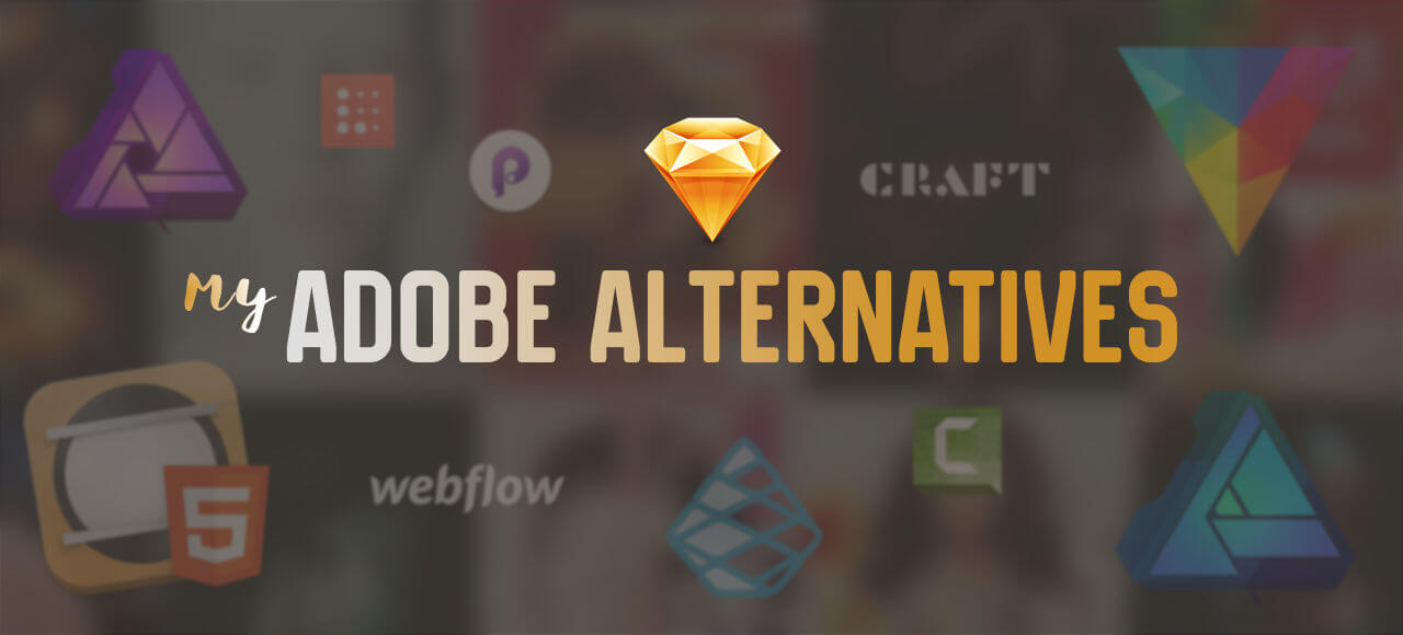 My Adobe Alternatives